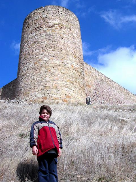 castillo de Medinaceli, castillo medieval de España