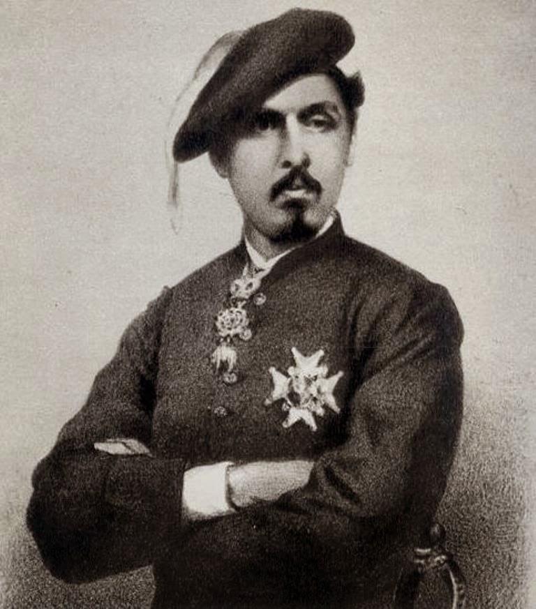 Don Carlos VII de Borbón