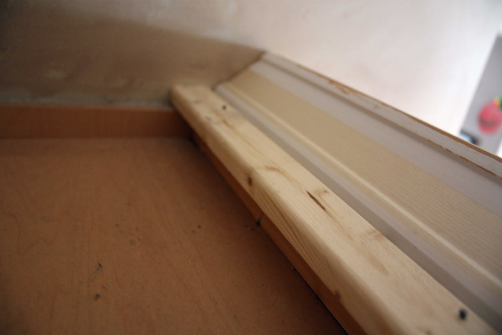 Install Crown Molding On Top of Kitchen Cabinets