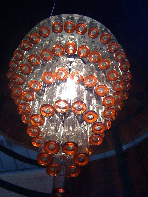 Lamparas Con Materiales De Reuso El - Ideas-para-hacer-lamparas