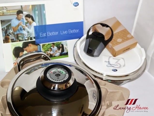 amc premium system multi talent pot visiotherm audiotherm