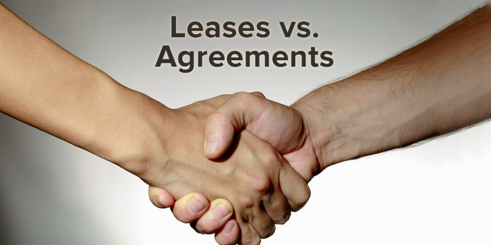 Leases vs. Rental Agreement