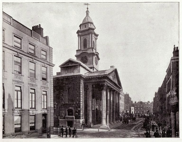 St George's Church, Hanover Square