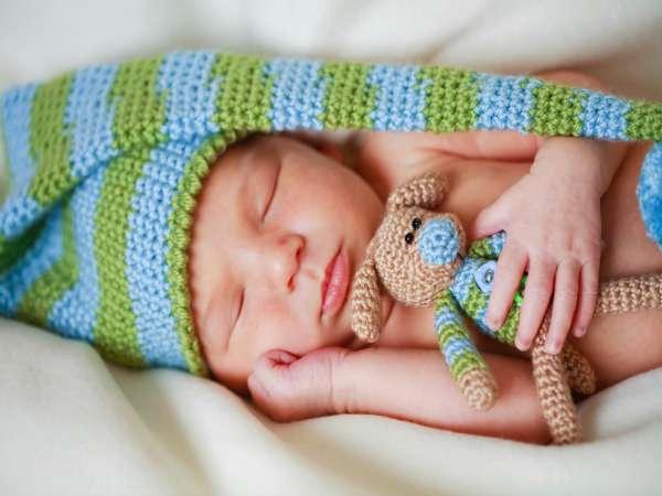Cómo mantener a tu recién nacido sano este invierno