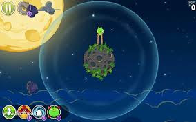 Angry Birds Space Premium apk screenshot
