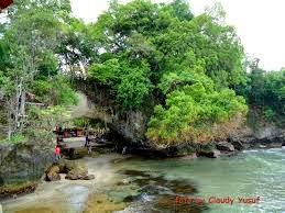 WIsata Indah Pantai Karang Bolong Di Banten