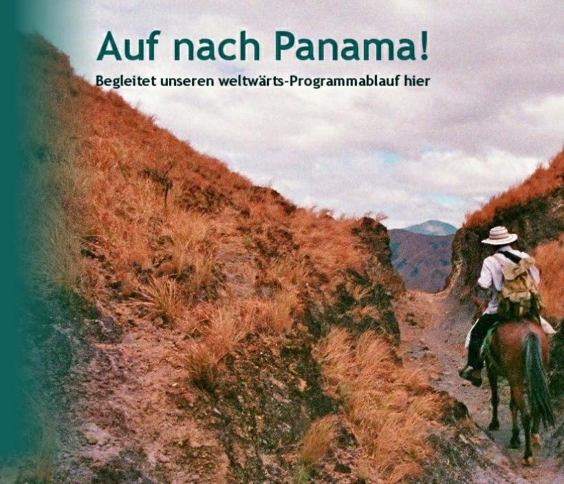 Auf nach Panama!