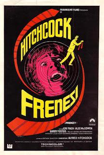 Frenesí (Frenzy) Poster