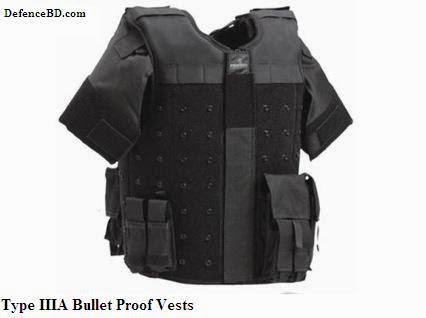 Type IIIA vest