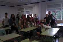 El grupo de Ciencias del curso 2012-13