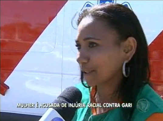 """black women Brazil. """"She came swearing at me saying that I was a filthy and ..."""