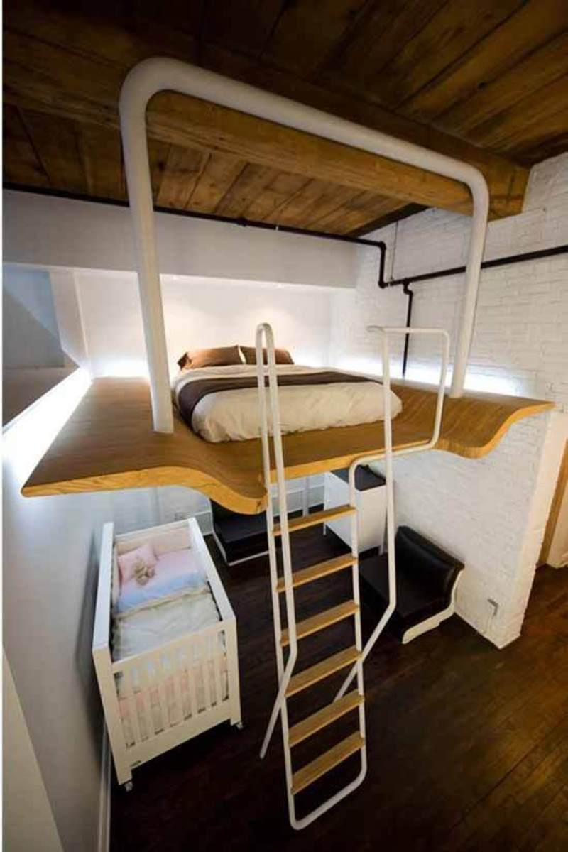 Vintage Small Bedroom Design | Inspireddsign