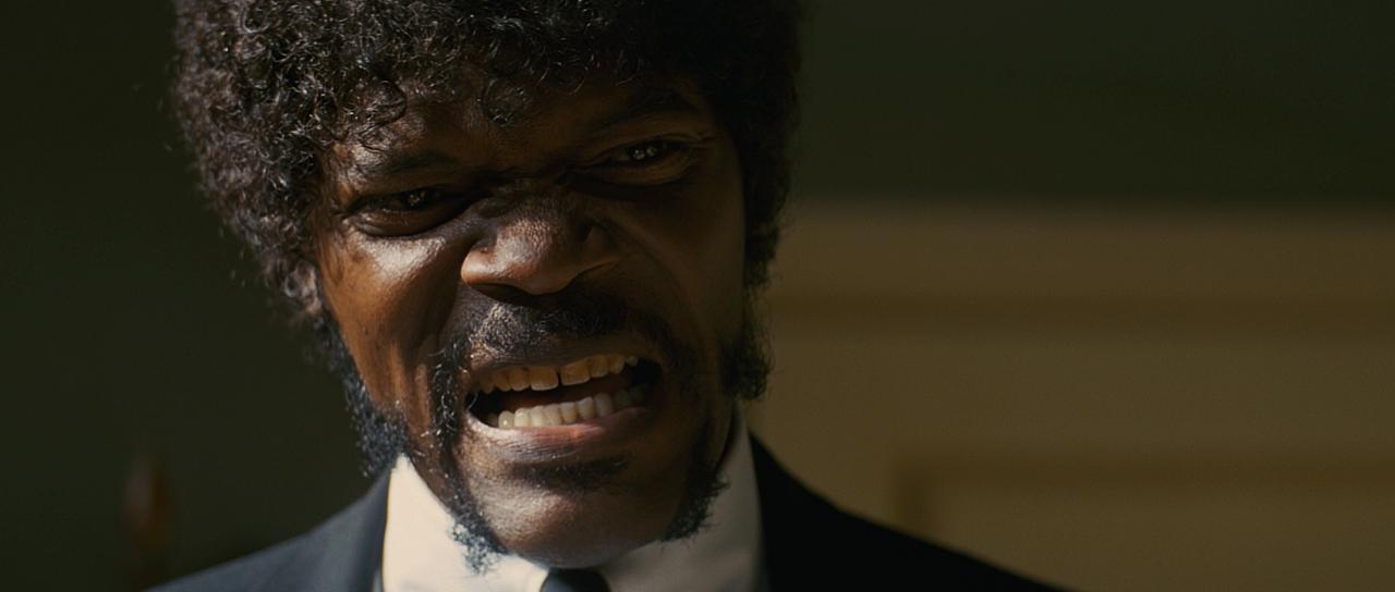 Samuel L Jackson Screaming Samuel l  jackson is huge Samuel L Jackson Screaming