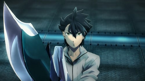God Eater BD Episode 1 (Vol. 1) Subtitle Indonesia