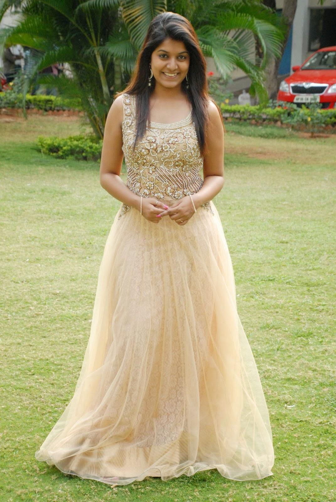 Kavya Kumar Latest Pics in Gown-HQ-Photo-17