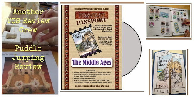 Home School in the Woods Review history hands-on ancient history world history Middle Ages
