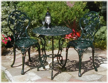 Cast Iron Outdoor Furniture. Wrought ...