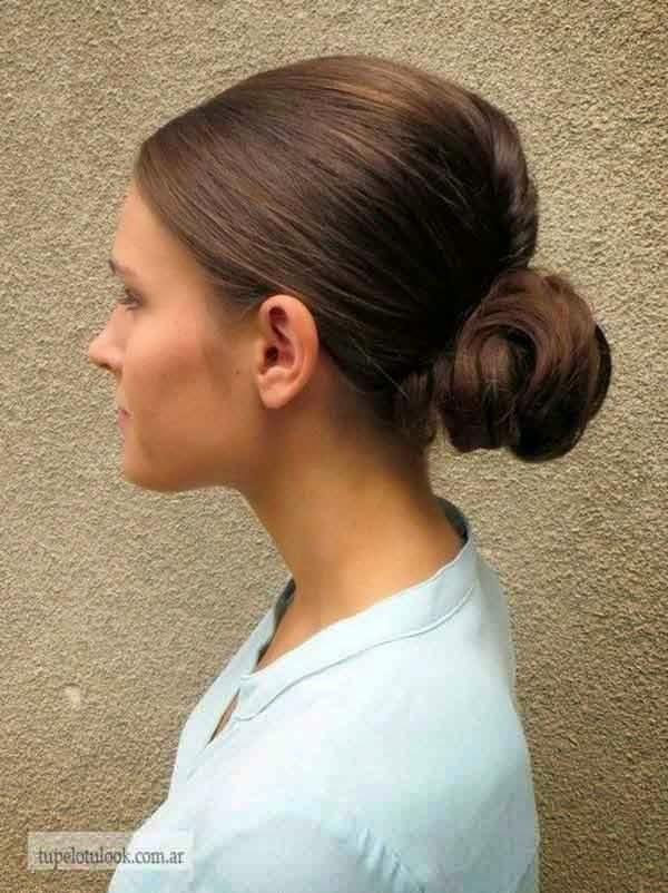 peinados faciles 2015-recogidos