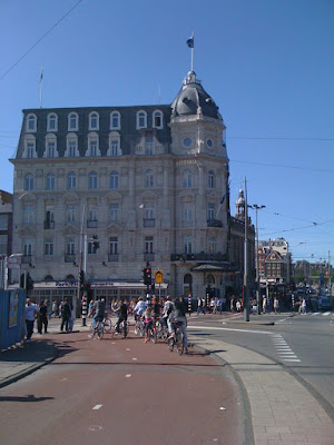 Park Plaza Victoria Hotel, located in the tourist area of Amsterdam