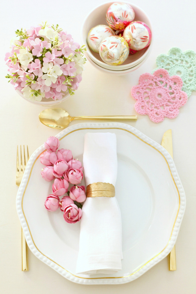 Wedding Place Settings - Belle The Magazine