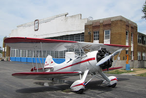 Ride In a 1941 Waco Biplane at the Greater St. Louis Air &amp; Space Museum