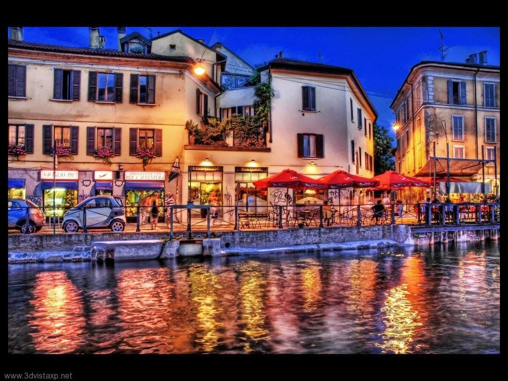 город  амальфи италия