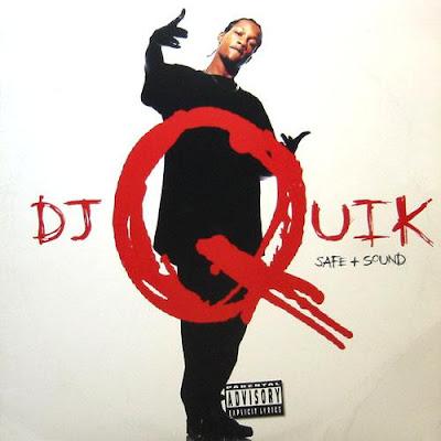 DJ Quik – Safe + Sound (VLS) (1995) (320 kbps)