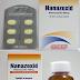 نانازوكسيد أقراص وشراب Nanazoxid مطهر معوى