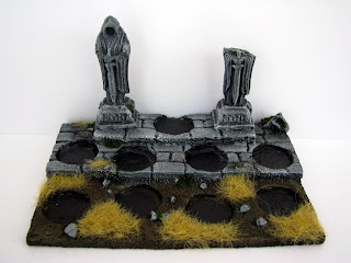 władca pierścieni army base