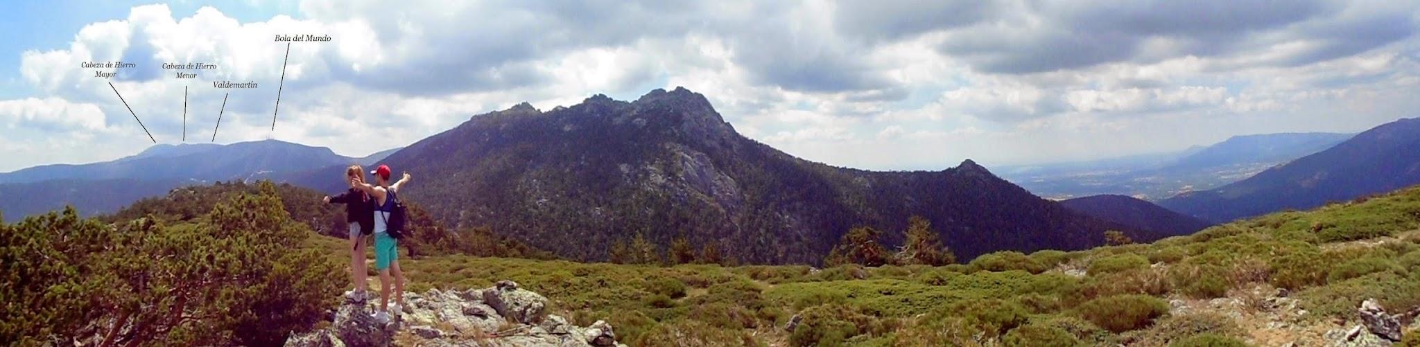 Cerro Ventoso, Fuenfría
