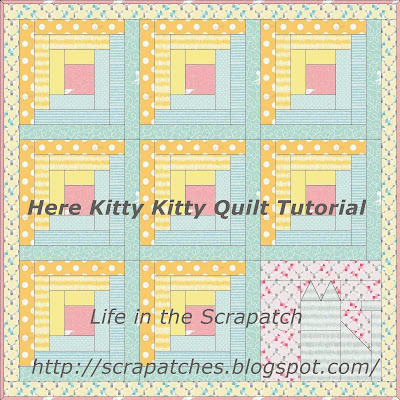 Life in the Scrapatch: My Free Quilt Patterns