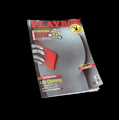 Playboy Venezuela - Junio 2012