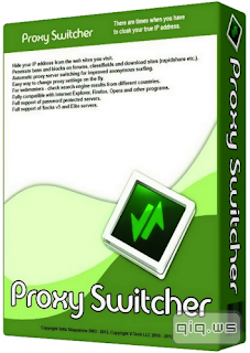 Proxy Switcher Pro 5.8.0 Full Torrent İndir