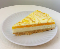 White Chocolate Cheesecake (unbaked)