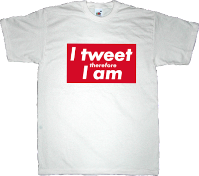 art barbara kruger twitter t-shirt ephemeral-t-shirts