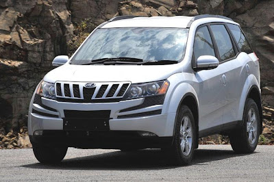 new mahindra xuv 500 in hills and mountains car