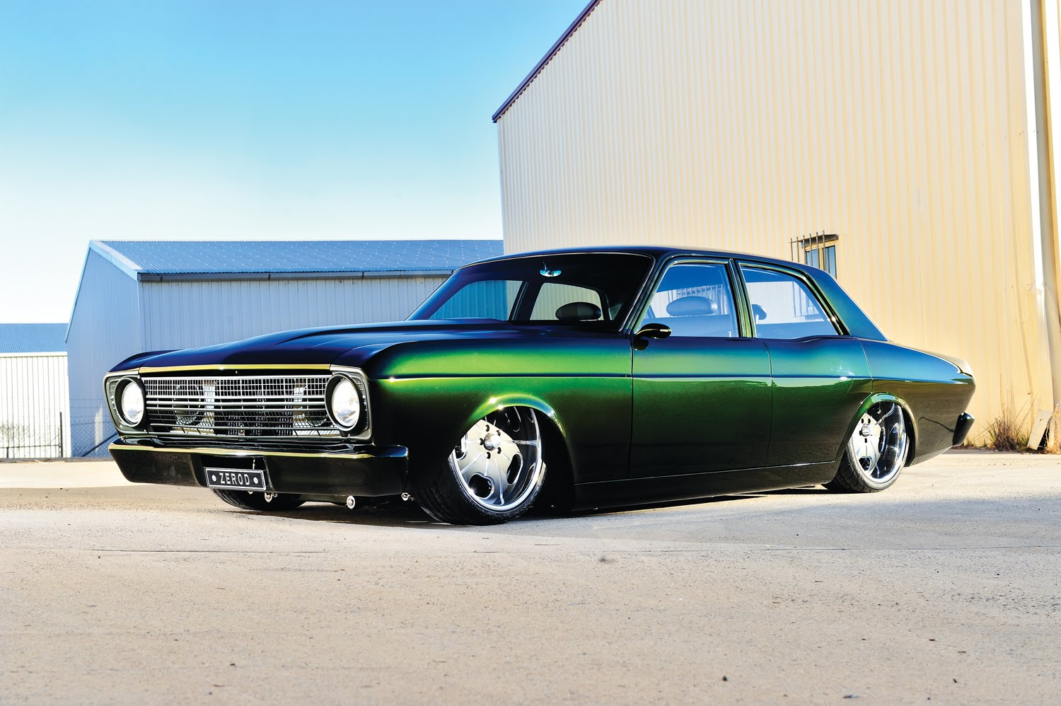 1967 Ford XR Falcon with V8 Diesel