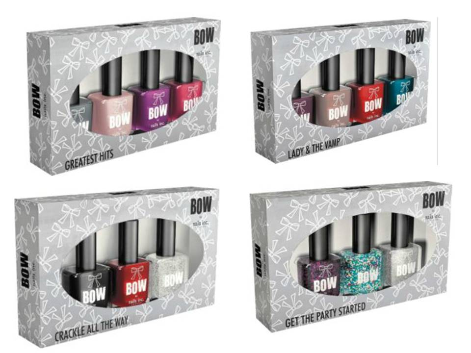 Beautifully Addicted To - a Beauty Blog.....: Bow by Nails Inc