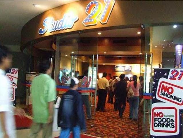 Bioskop Studio XXI Banjarmasin