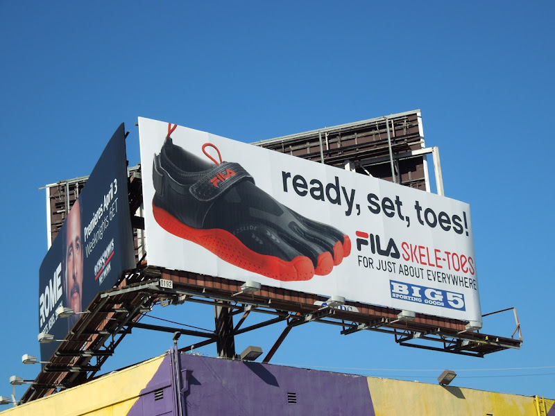 Fila skeletoes billboard