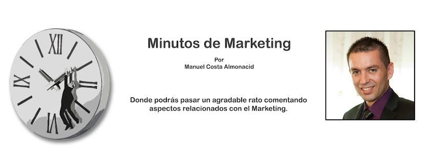 Minutos de Marketing