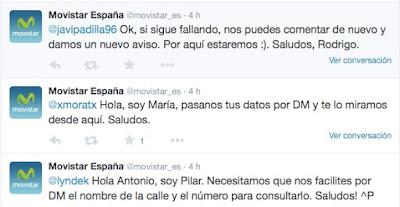 Twitter Movistar España