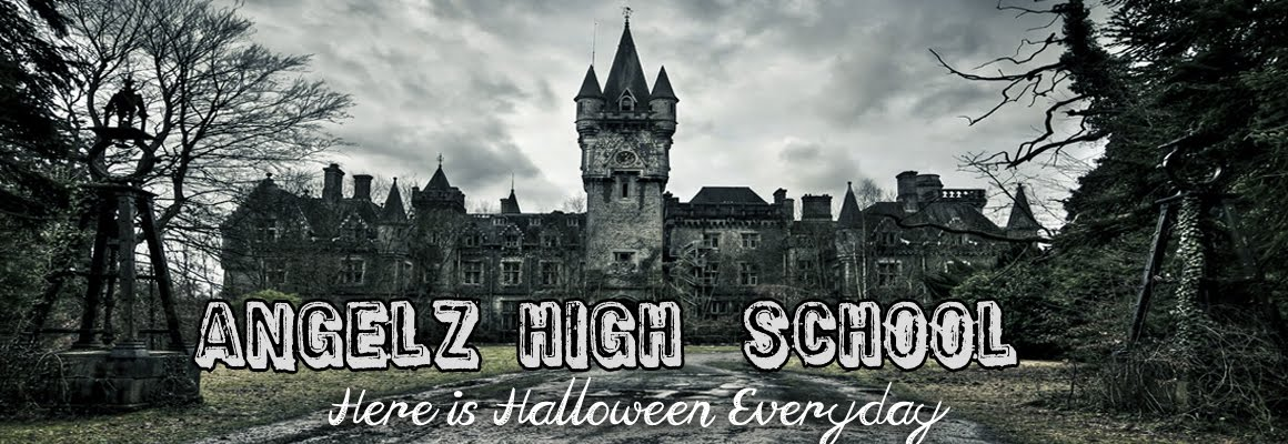 ANGELZ HIGH SCHOOL by Mayte