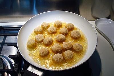 Polpette di quinoa 9