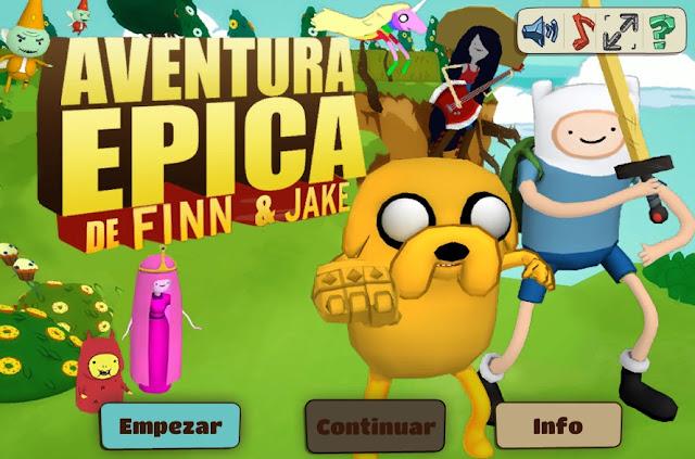 jugar un juego de aventura: