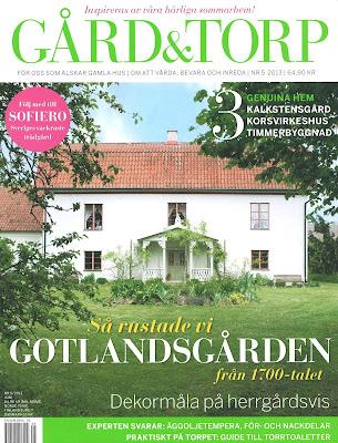 Gård & Torp nr 5, 2013