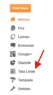 Cara Pasang Widget Google Translate di Blog