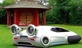 Volkswagen Aqua Hovercraft Car
