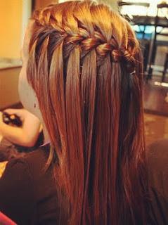Kepangan rambut yang boleh anda coba