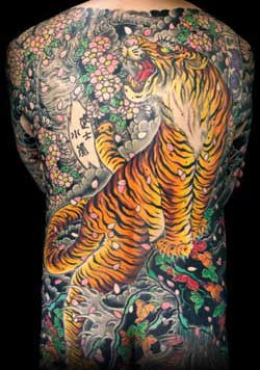 tigers tattoos. Baby Tiger Tattoos.